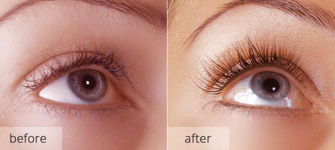 Eyelash Enhancement | Eyelash Treatments | Inkfinity