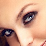 Permanent makeup treatments - eyelashes