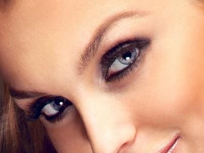 Permanent makeup treatments - eyelashes