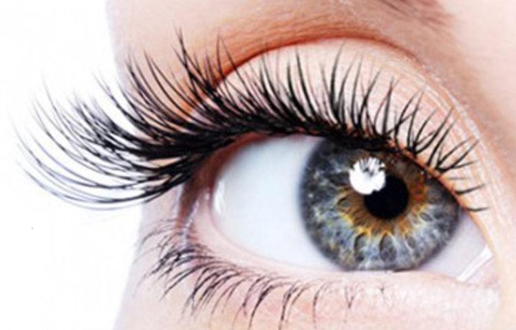 LVL lashes beauty treatment